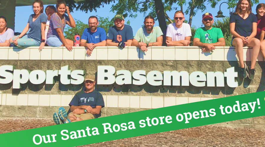 sports basement rosa santa opens eighth opened june its