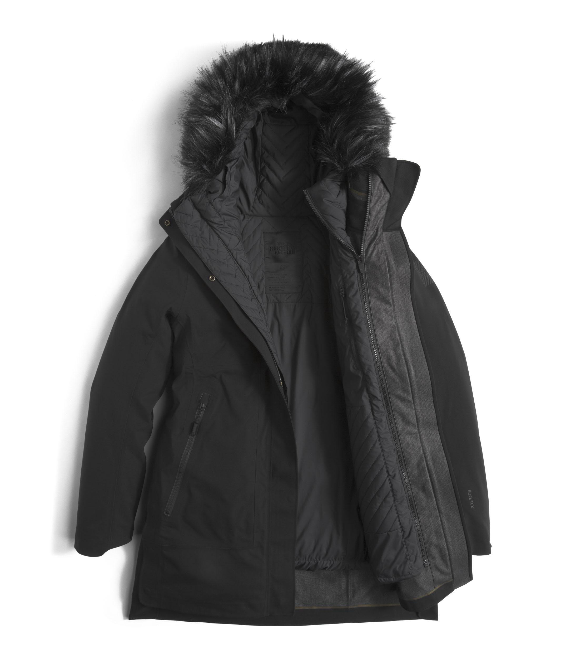 TNF_W Cryos GTX Triclimate Jacket_F17