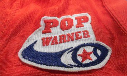 Wilson Partners With Pop Warner