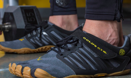 Vibram Teams Up With Gold's Gym For Shoe Collaboration