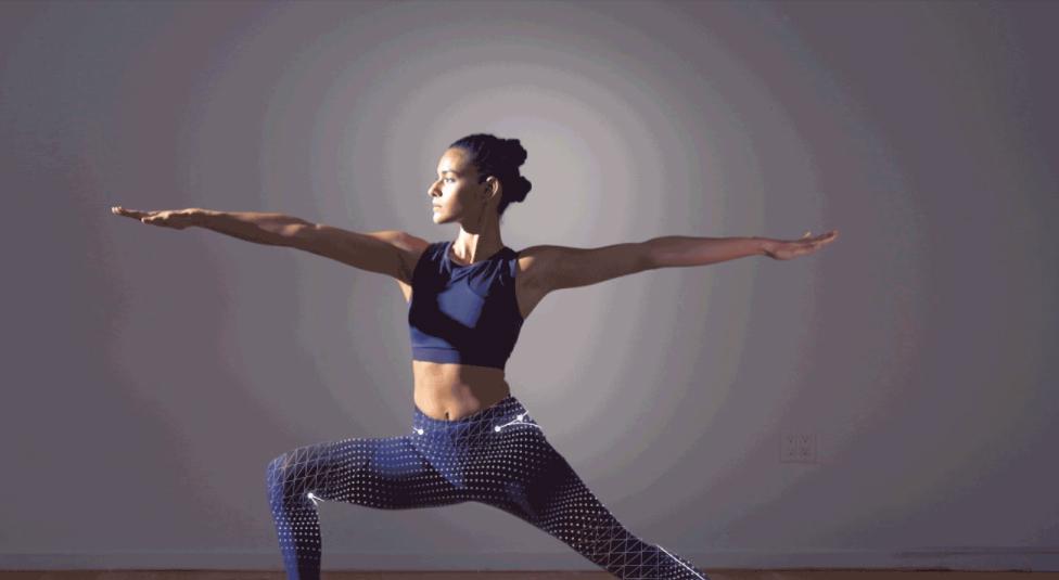 Smart Yoga Pants Give Real-Time Pose Feedback
