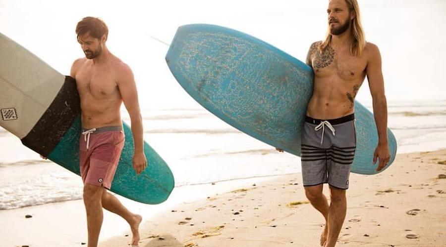 Vuori Blends Yoga, Art And Surf
