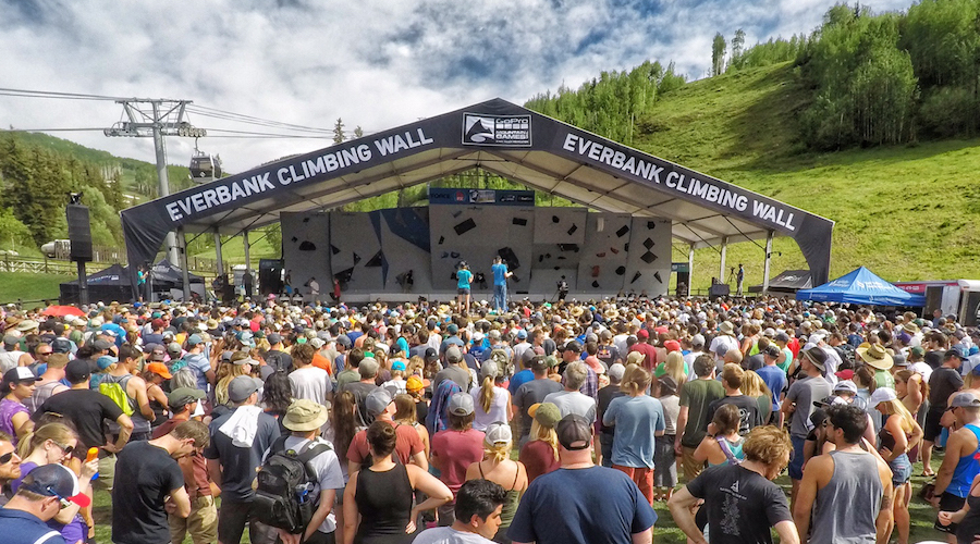 GoPro Mountain Games On Track For Record Numbers