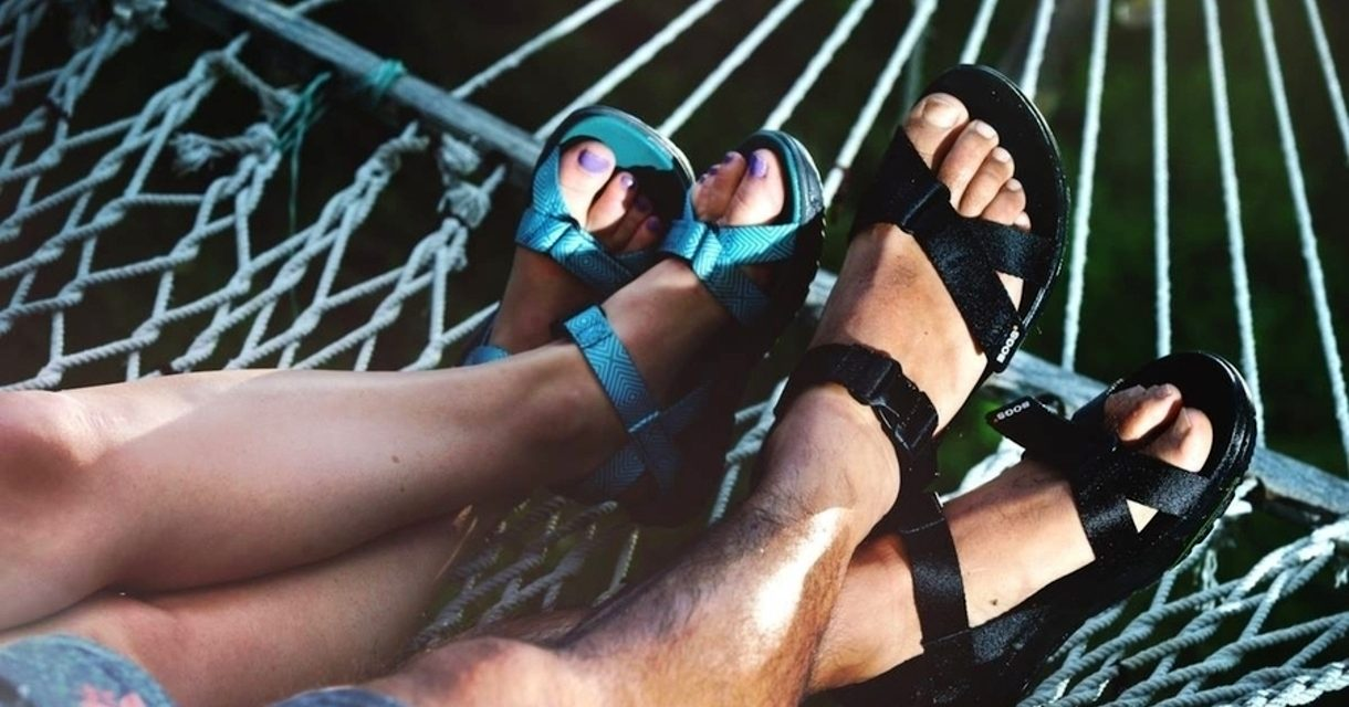 Are Outdoor Sandals The New Official Footwear Of Summer?