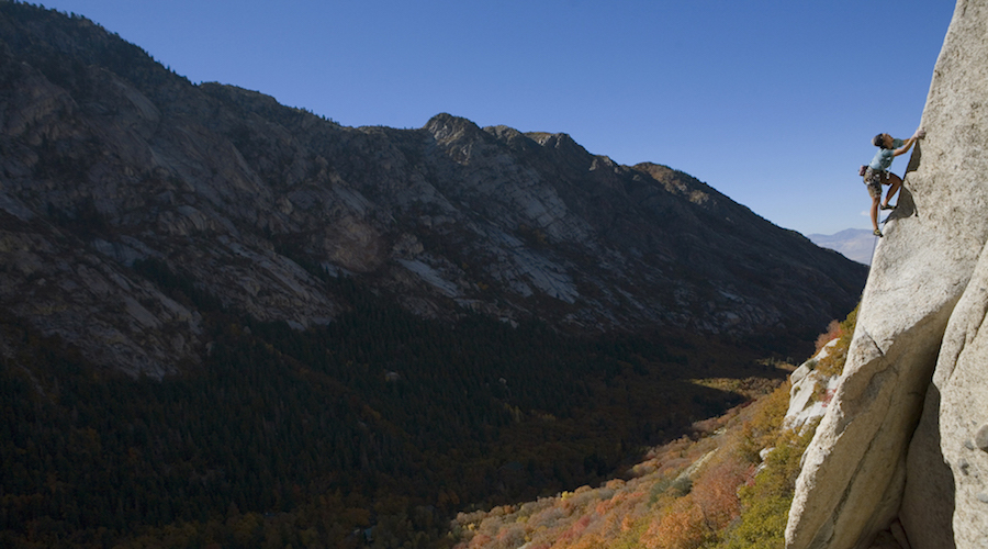 Climbers, Mormon Church Partner For Little Cottonwood Canyon