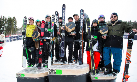 Dew Tour To Serve As A U.S. Ski & Snowboard Olympic Qualifying Event In Breckenridge