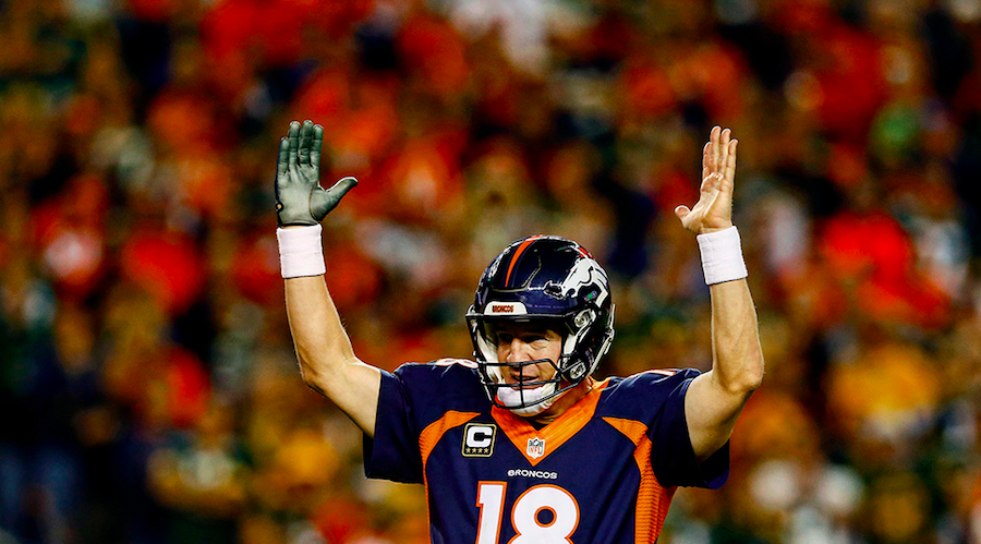 Riddell Welcomes Peyton Manning As Strategic Business Partner