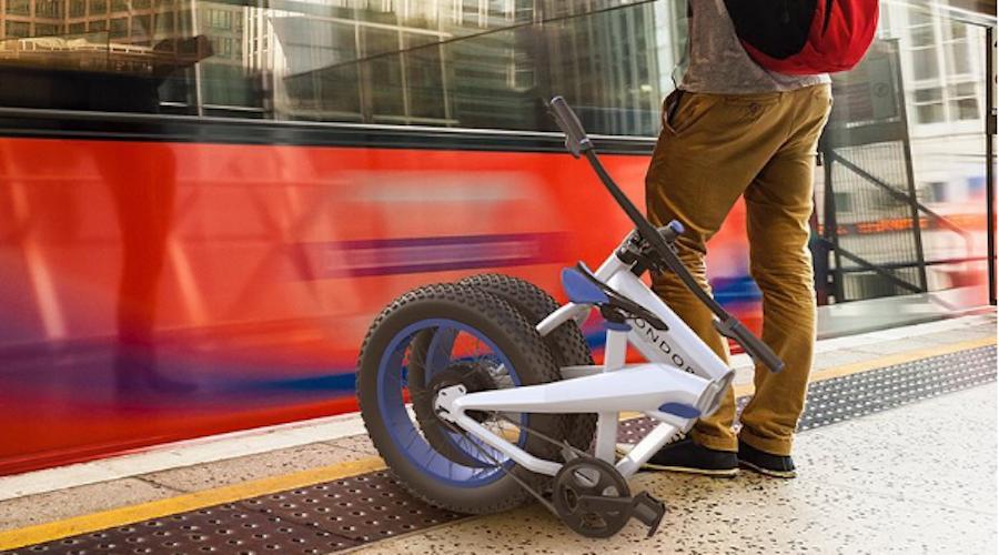 Sondors Introduces Foldable E-Bike