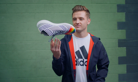 Adidas Launches 'Create Positivity' Campaign