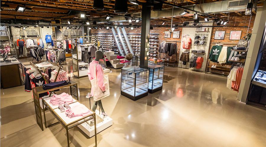 Adidas Originals Opens FlagshipOn Venice Beach
