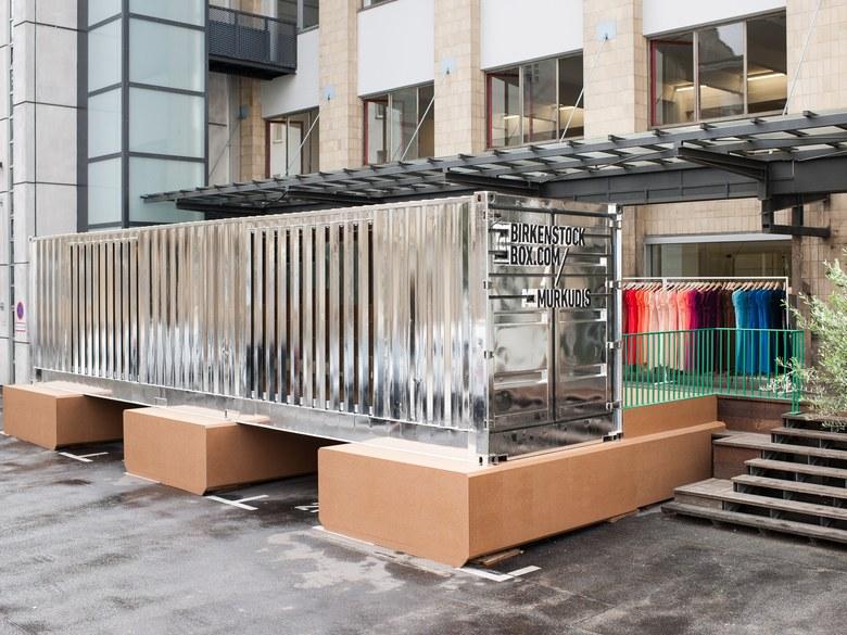 Birkenstock BOX Lands In Berlin