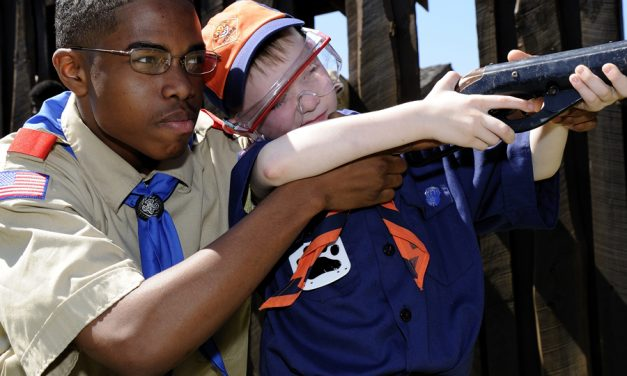 Federal Premium and CCI Sponsors Boy Scouts Of America