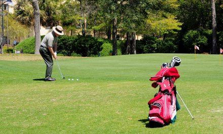 Golf Rounds Slide In June