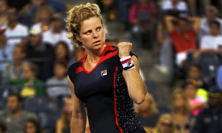 Fila Debuts Kim Clijsters Collection