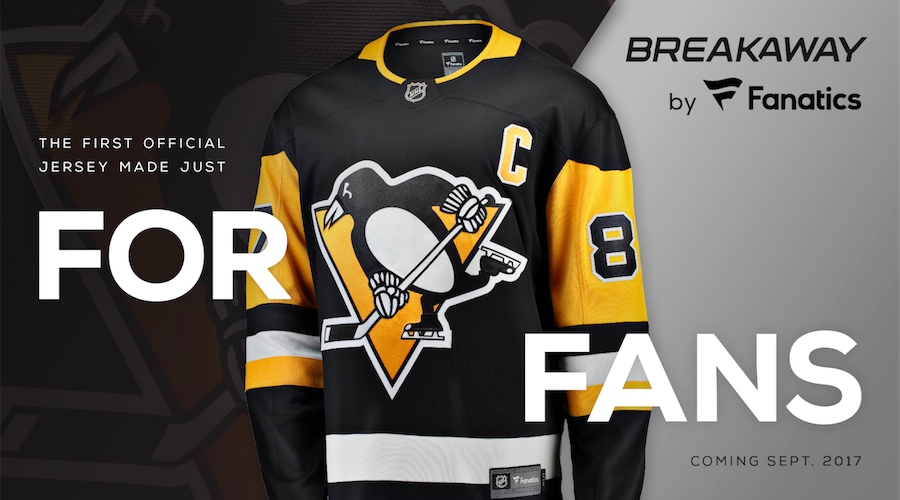 nhl jersey fanatics