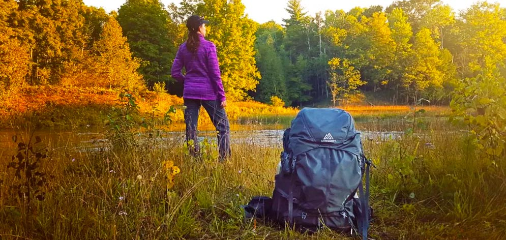 Item Of The Day: Gregory Ultralight Backpack