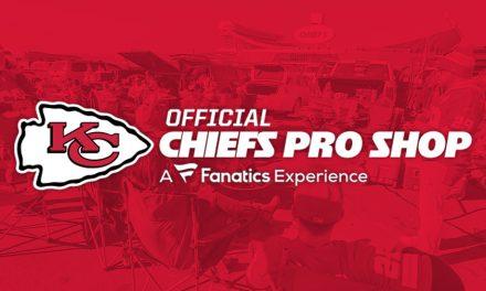 Fanatics Partners With Kansas City Chiefs