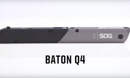 Item Of The Day: SOG Baton Q4 Multitool