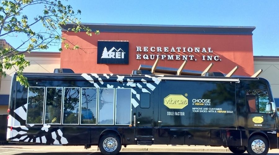 REI To Host Vibram Sole Factor Tour