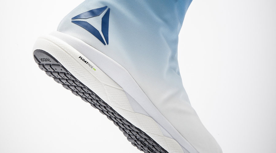 Reebok Introduces Space Boots