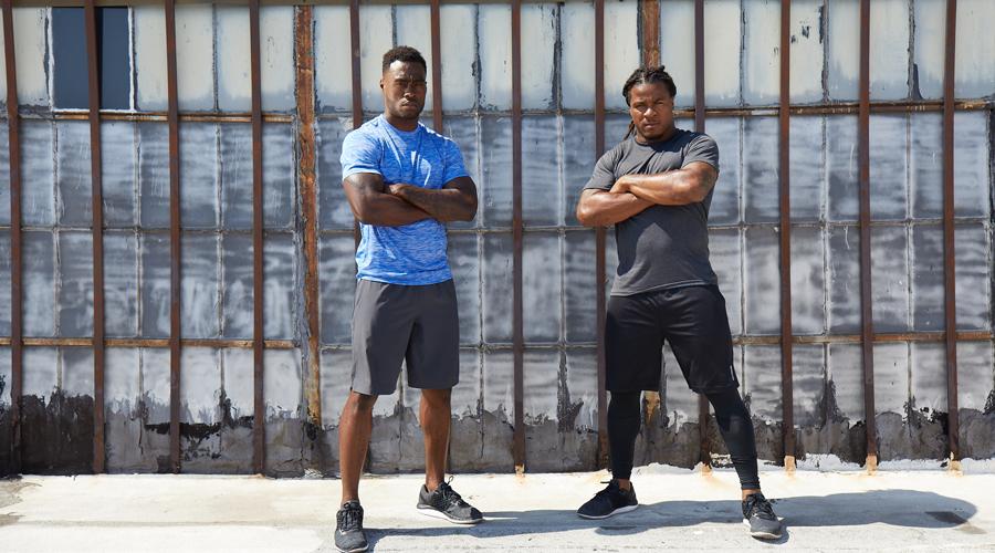 Reebok Signs NFL Stars Brandin Cooks And DeVonta Freeman