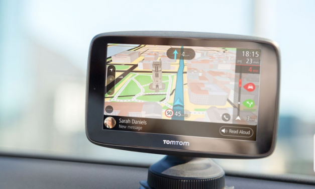 TomTom Margins Soar As Consumer Segment Sales Slip