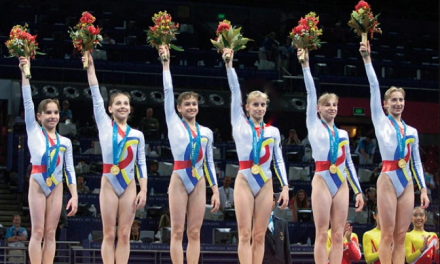Peak To Sponsor Romanian Olympic Team