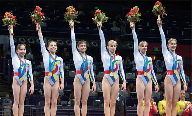 Peak To Sponsor Romanian Olympic Team