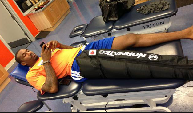 NormaTec Partners With Boston Red Sox