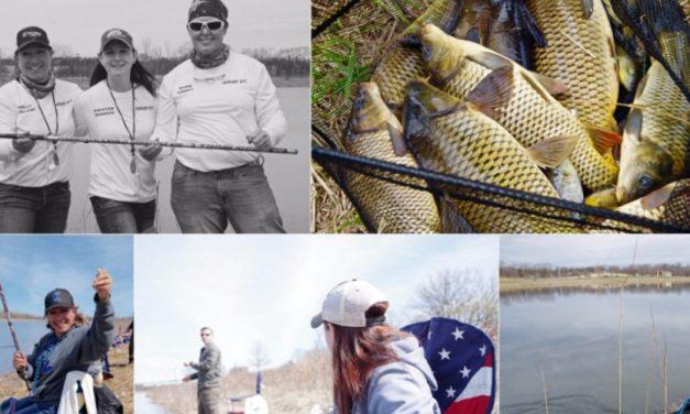 Stormy Kromer Sponsors First U.S. Ladies Match Fishing Team