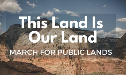 Speaker Roster Announced For This Land Is Our Land March At Outdoor Retailer
