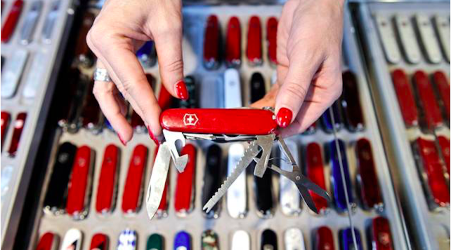 Victorinox To Manufactuer Swiss Army Knives For U.S. Soliders