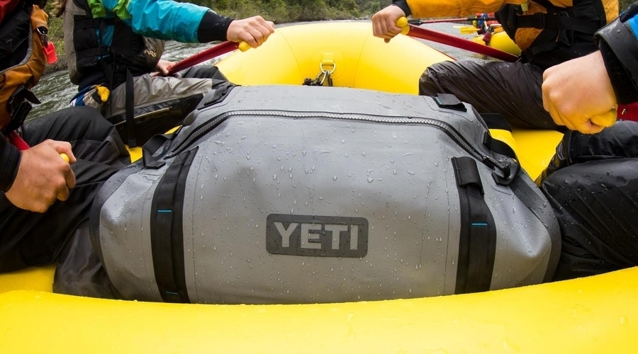 Yeti Expands Into Waterproof Duffel Bags
