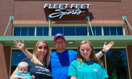 Runner's Hub To Become Fleet Feet Sports