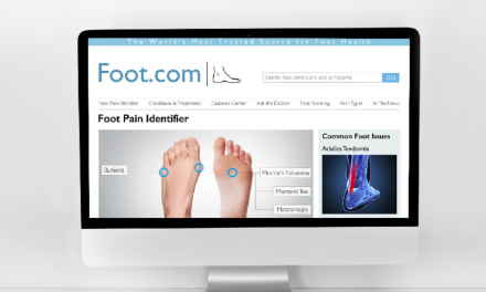 Aetrex Worldwide Officially Re-Launches Foot.com