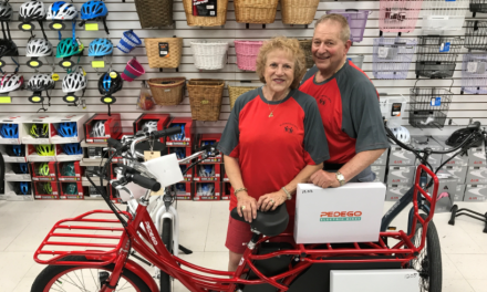 Pedego Electric Bikes Store Opens 100th Location