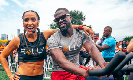 New Yorkers Turn Out To Celebrate Healthy Living With Kevin Hart And Rally Health