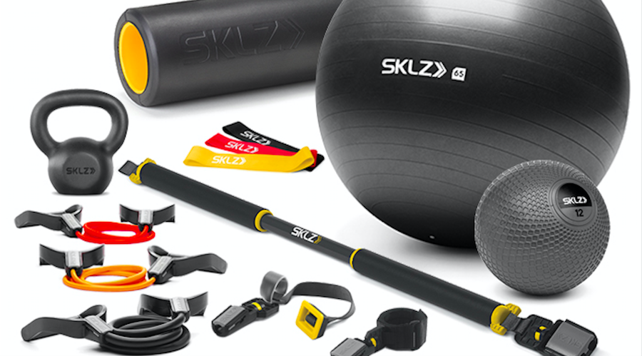 Power Plate And SKLZ Co-Develop Training Accessories Line