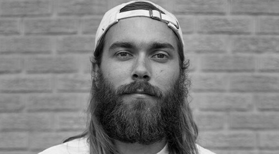 Supra Signs Skateboarder Clint Walker