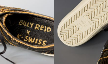 Made In The USA: K-Swiss x Billy Reid