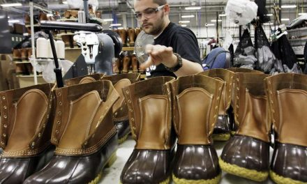 L.L.Bean Boosting Boot Production