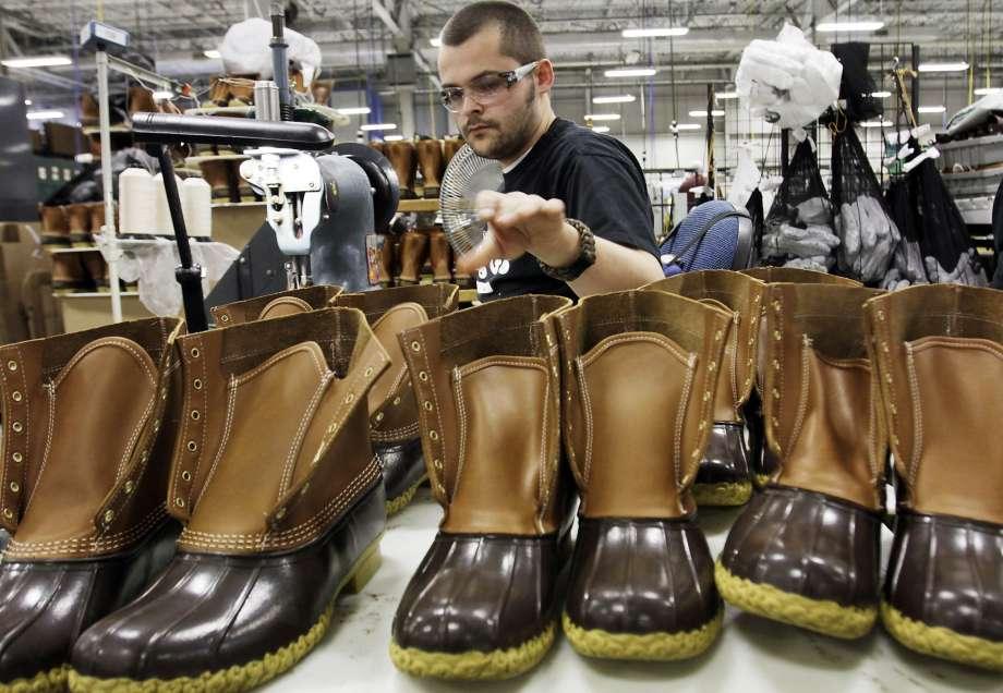 L.L.Bean Boosting Boot Production