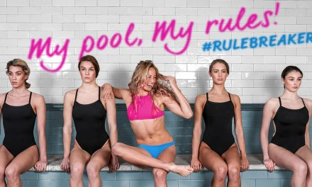 Arena Smashes Swimwear Rules With New Collection