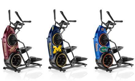Nautilus Unveils Collegiate Bowflex Max Trainer Line
