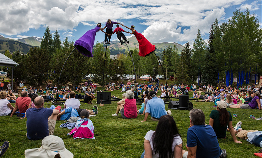 Western Mountain Resorts Expected To Set Summer Rev Record