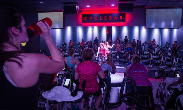 Indoor Cycling Proves It's Not Spinning Its Wheels