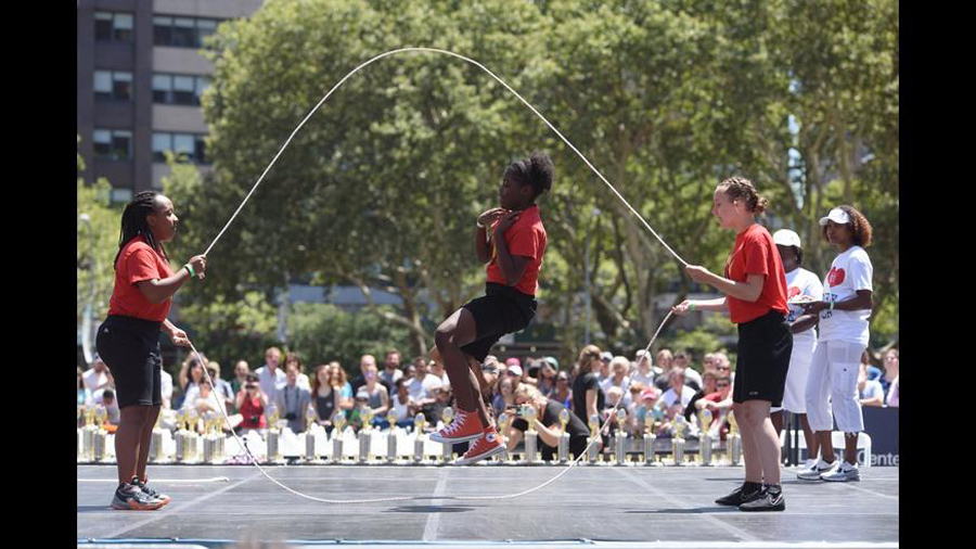 Double Dutch Is Back! Summer Classic National Competition