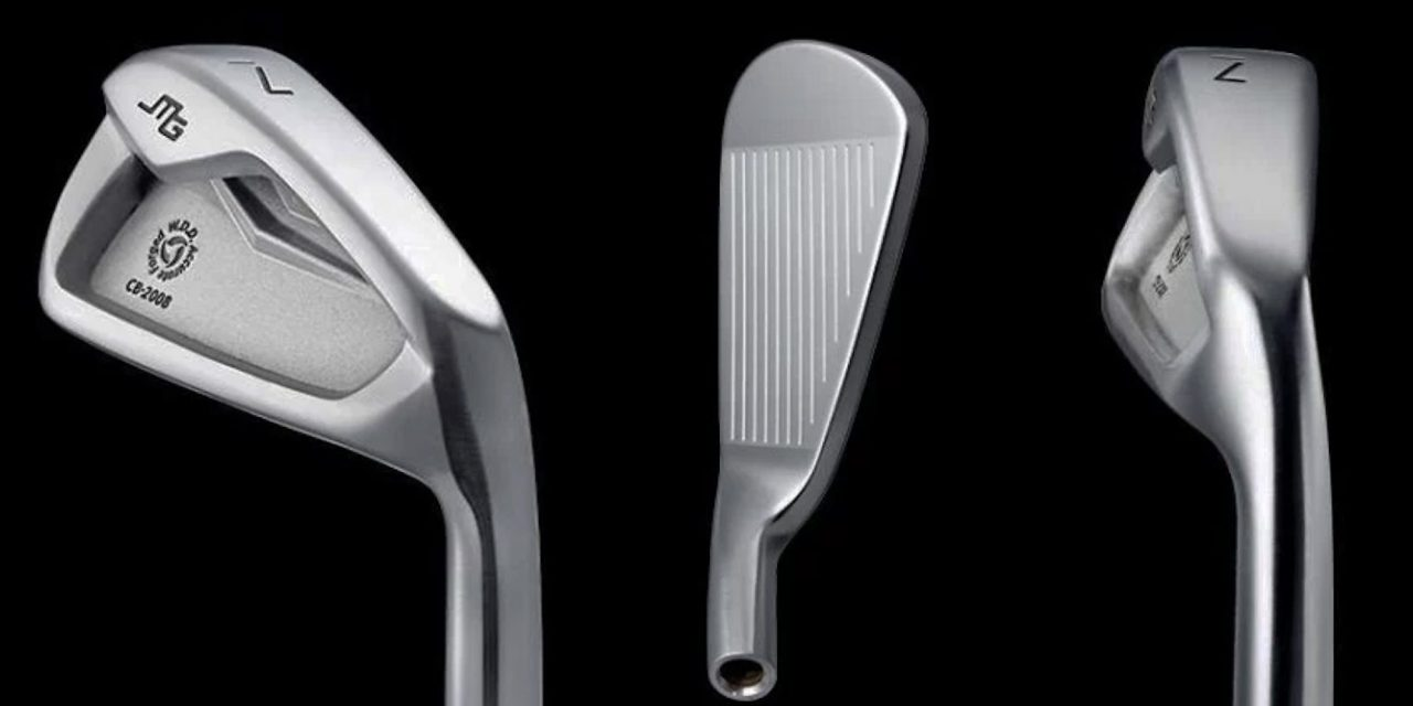 Item Of The Day: Miura CB 2008 Hand Forged Irons