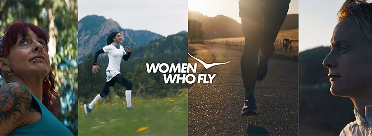 "Hoka One One:  ""Women Who Fly"" Films Show How Running Can Save Lives"