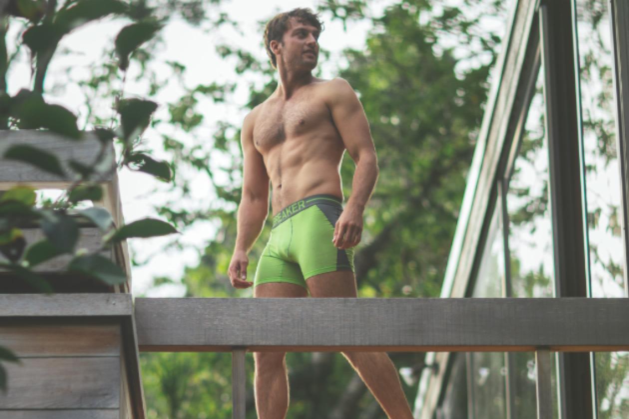 Men's Anatomica Underwear - SS18